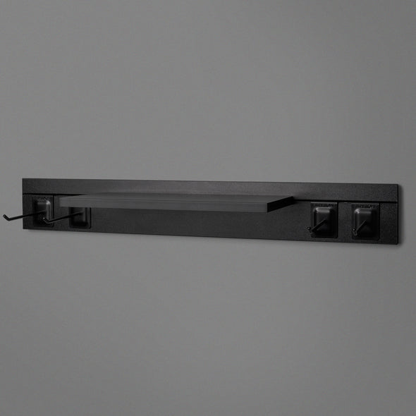 800mm With Shelf & 4 Prongs