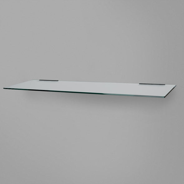 400mm Glass Shelf - Australian Standard grade A toughened glass