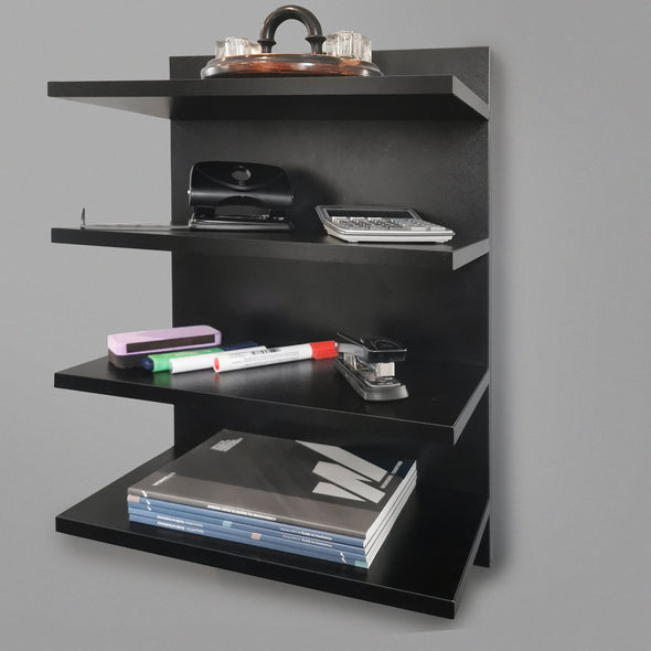 400mm Backpanel 4 line with 4 x 400mm Shelves