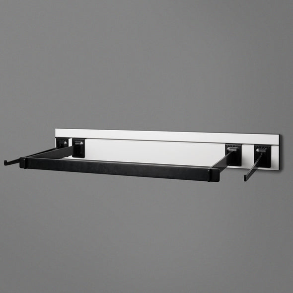 800mm Backpanel With 600mm Rail & 2 Arms