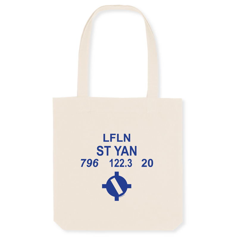 Tote bag coton bio | LFLN ST YAN - windsock.club