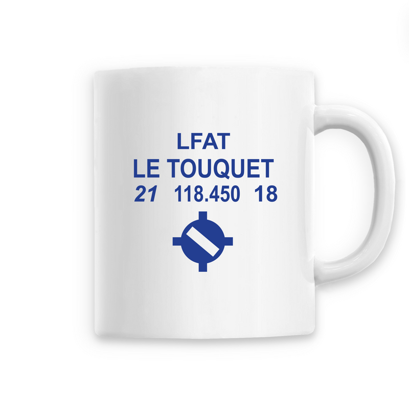 Mug céramique | LFAT LE TOUQUET - windsock.club