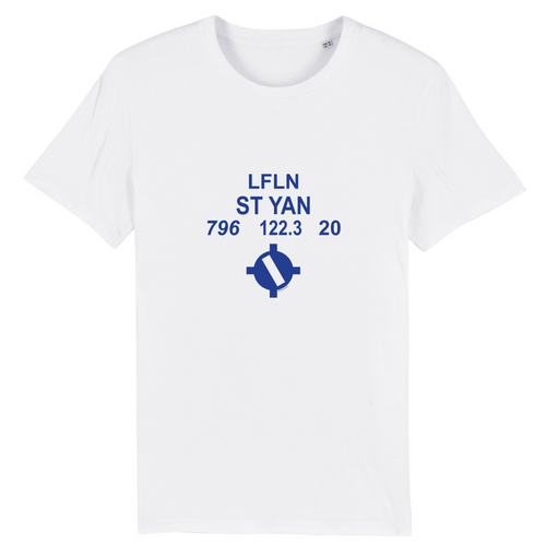 T-shirt homme 100% bio | LFLN ST YAN - windsock.club