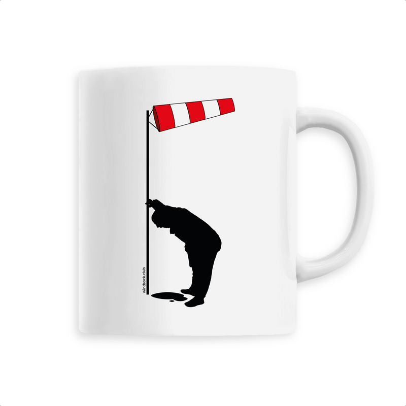 Mug céramique | Windsock turbulent - windsock.club