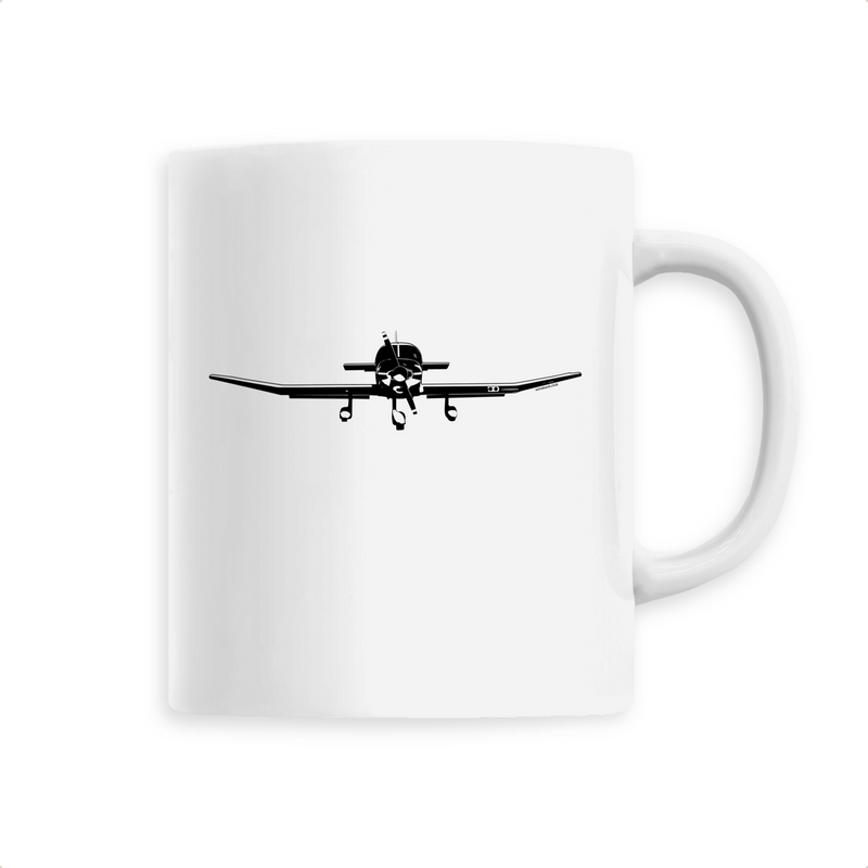 Mug céramique | Robin DR400 - windsock.club