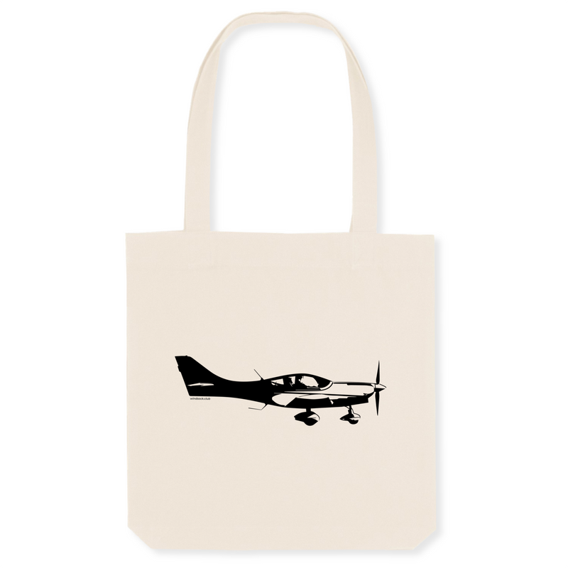 Tote bag coton bio | VL3 - windsock.club