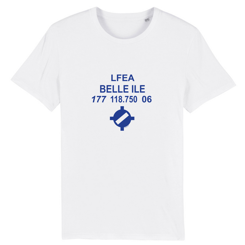 T-shirt homme 100% bio | LFEA BELLE ILE - windsock.club