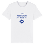 T-shirt homme 100% bio | LFEQ QUIBERON - windsock.club