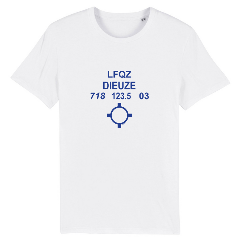 T-shirt homme 100% bio | LFQZ DIEUZE - windsock.club