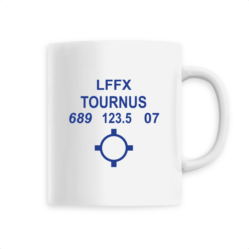 Mug céramique | LFFX TOURNUS - windsock.club