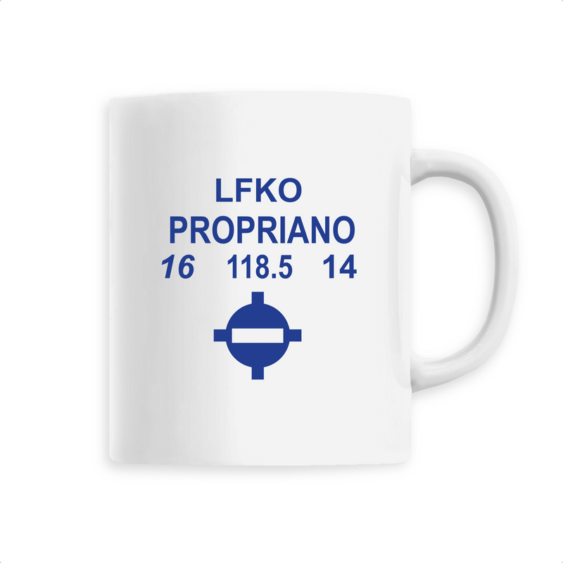 Mug céramique | LFKO PROPRIANO - windsock.club