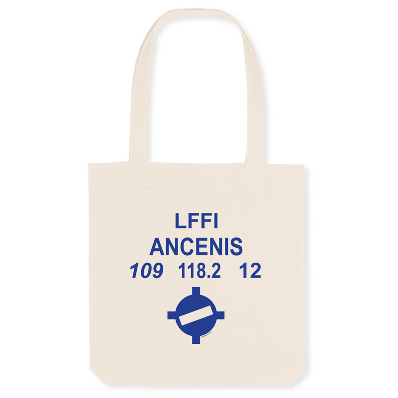 Tote bag coton bio | LFFI ANCENIS - windsock.club