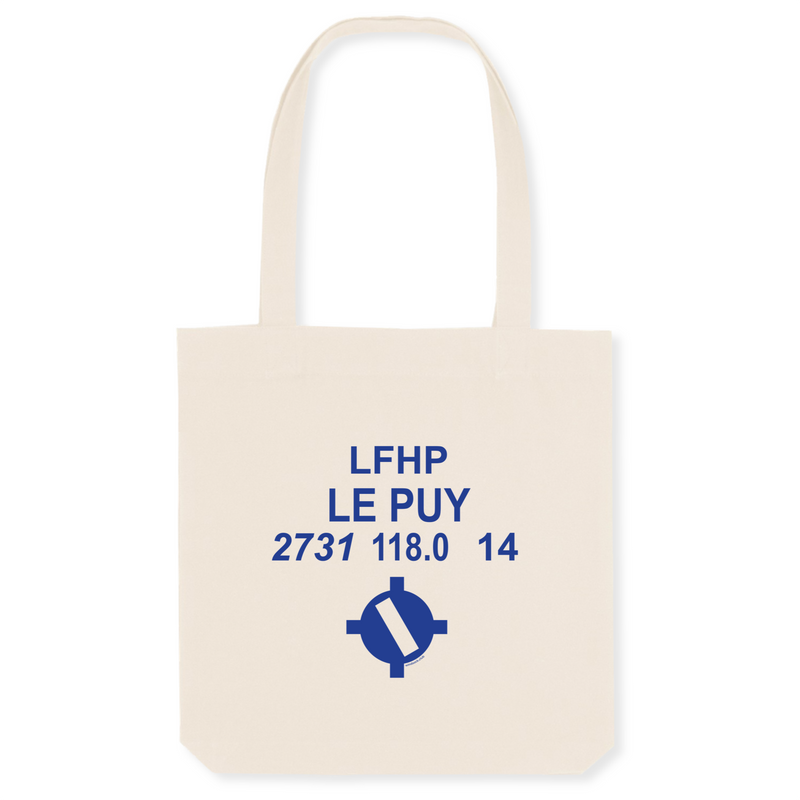 Tote bag coton bio | LFHP LE PUY - windsock.club
