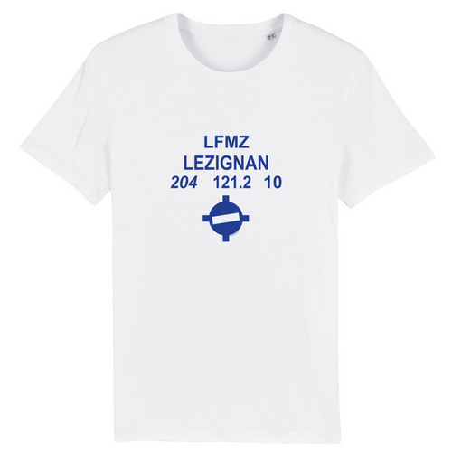 T-shirt homme 100% bio | LFMZ LEZIGNAN - windsock.club