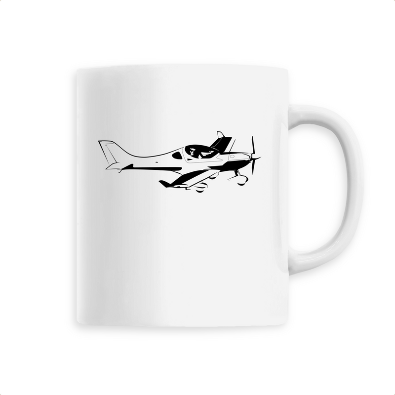 Mug céramique | Dynamic WT9 - windsock.club
