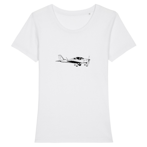 T-shirt femme 100% bio | Tecnam P2002 - windsock.club