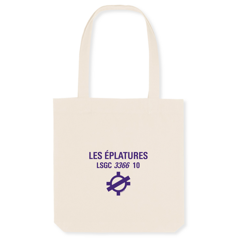 Tote bag coton bio | LSGC LES ÉPLATURES - windsock.club