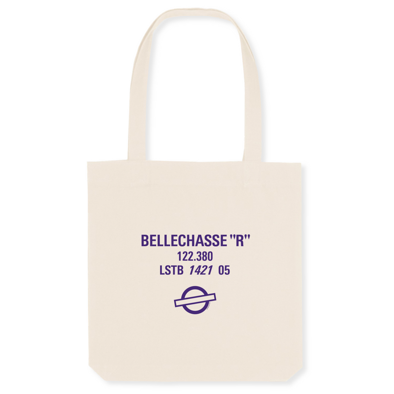 Tote bag coton bio | LSTB BELLECHASSE - windsock.club