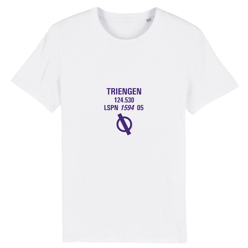 T-shirt 100% bio | LSPN TRIENGEN - windsock.club