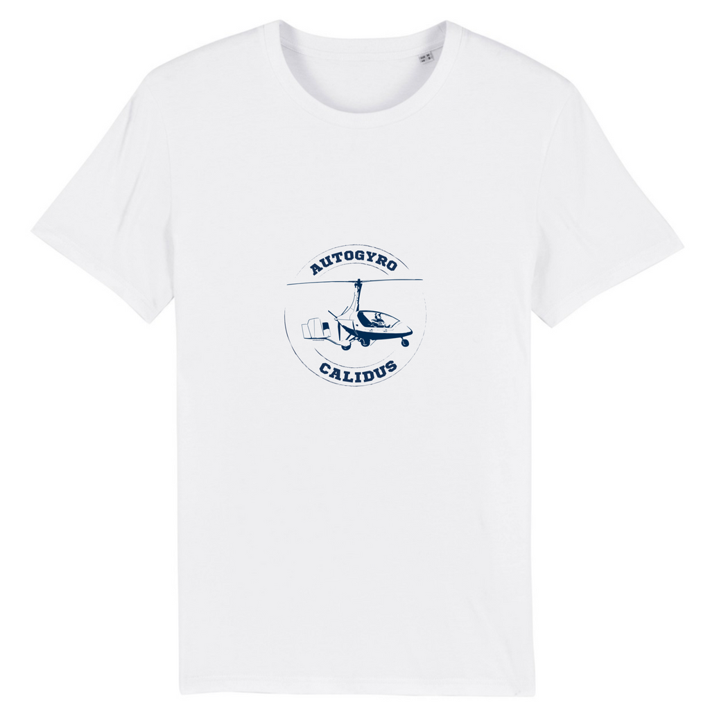 T-shirt unisexe 100% bio | AutoGyro Calidus - windsock.club