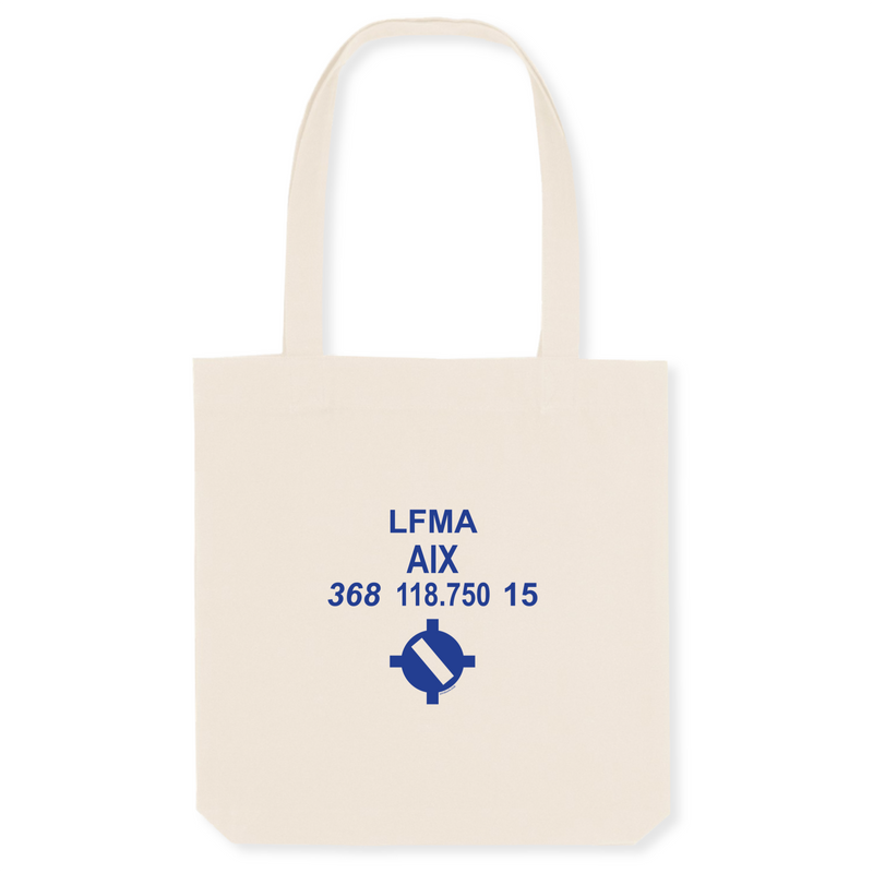 Tote bag coton bio | LFMA AIX - windsock.club