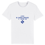 T-shirt homme 100% bio | LFNG M. CANDILLARGUES - windsock.club