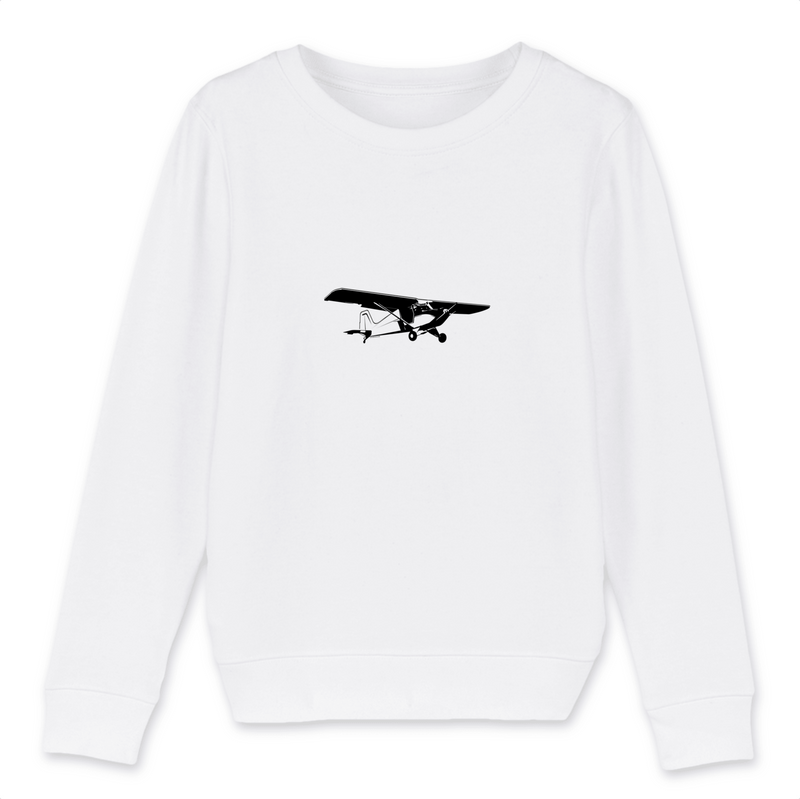 Sweat enfant bio | Humbert Tétras - windsock.club