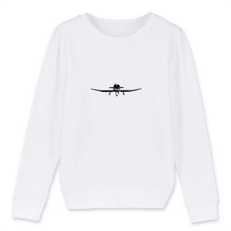 Sweat enfant bio | Robin DR400 - windsock.club