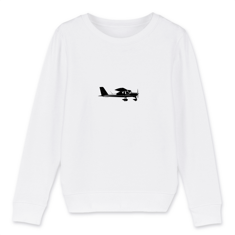 Sweat enfant bio | Tecnam P92 - windsock.club