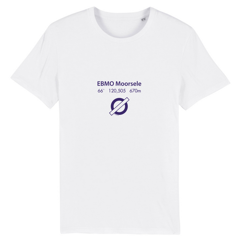 T-shirt 100% bio | EBMO Moorsele - windsock.club