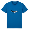 T-shirt homme 100% bio | Shark Aero Shark - windsock.club