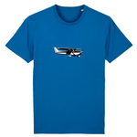 T-shirt homme 100% bio | Cessna 172 - windsock.club