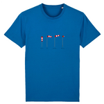T-shirt homme 100% bio | Windsock fun - windsock.club