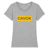 T-shirt femme 100% bio | CAVOK - windsock.club