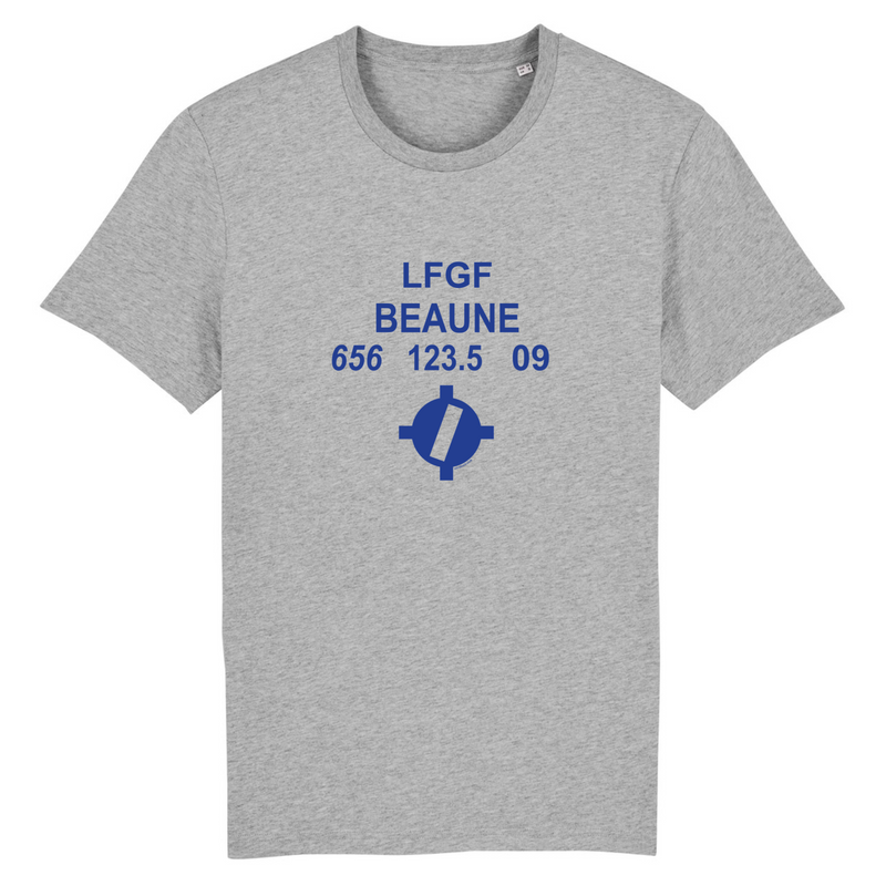 T-shirt homme 100% bio | LFGF BEAUNE - windsock.club