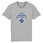 T-shirt homme 100% bio | LFLD BOURGES - windsock.club