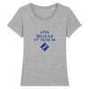 T-shirt femme 100% bio | LFEA BELLE ILE - windsock.club