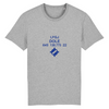 T-shirt homme 100% bio | LFGJ DOLE - windsock.club