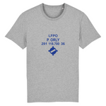 T-shirt homme 100% bio | LFPO P. ORLY - windsock.club