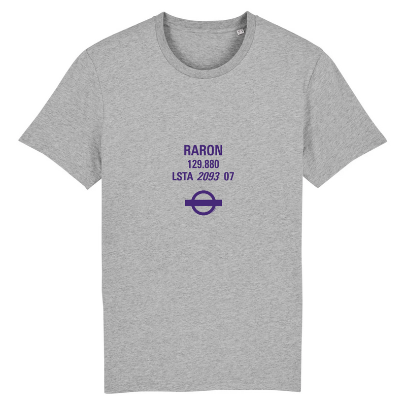 T-shirt 100% bio | LSTA RARON - windsock.club