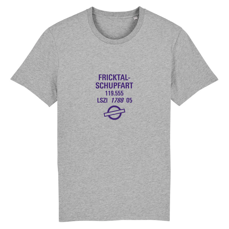 T-shirt 100% bio | LSZI FRICKTAL - SCHUPFART - windsock.club