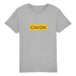 T-shirt enfant 100% bio | CAVOK - windsock.club