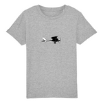 T-shirt enfant 100% bio | Fly Synthesis Storch - windsock.club