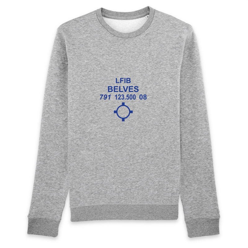 Sweat bio | LFIB BELVES
