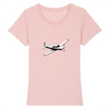 T-shirt femme 100% bio | Mooney M20 - windsock.club
