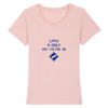 T-shirt femme 100% bio | LFPO P. ORLY - windsock.club
