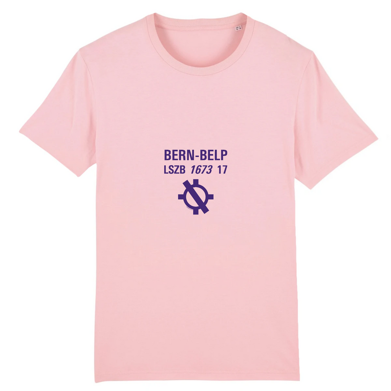 T-shirt 100% bio | LSZB BERN - BELP - windsock.club