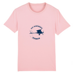 T-shirt unisexe 100% bio | Fly Synthesis Storch - windsock.club
