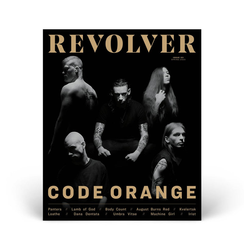 CODE ORANGE COLLECTOR'S BUNDLE