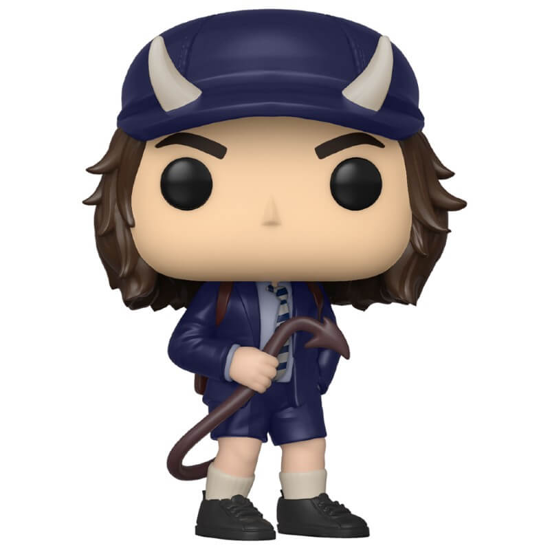 AC/DC HIGHWAY TO HELL FUNKO POP! ALBUM FIGURE WITH CASE